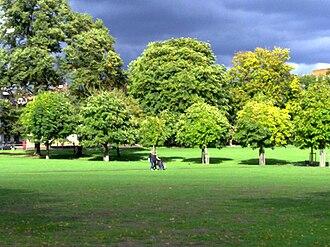 Camberwell - Peckham Rye Common
