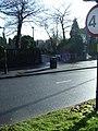 Pedestrian access to Haunchwood Drive - geograph.org.uk - 1671604.jpg