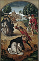 Pedro Berruguete - The Death of Saint Peter Martyr - WGA2092.jpg