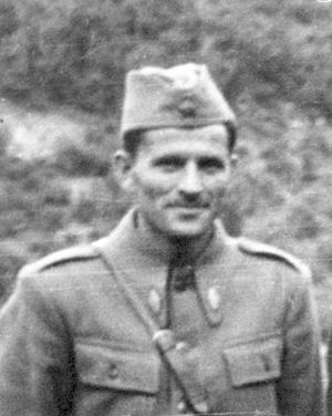 Peko Dapčević - Image: Peko Dapčević (1944)