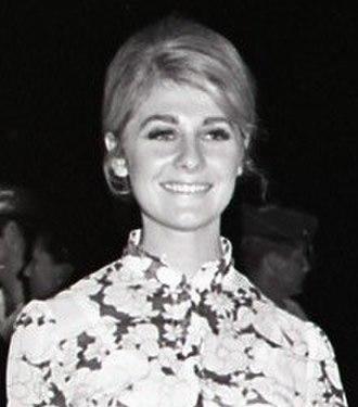 Miss World 1968 - Penelope Plummer, Miss World 1968.