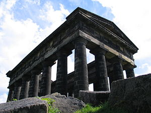 Penshaw Monument - Image: Penshaw Monument