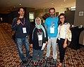 People at Wikimania 2017 (4).jpg