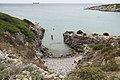Per spiaggia La Bobba, Isola di San Pietro, Carbonia-Iglesias, Sardinia, Italy - panoramio (1).jpg