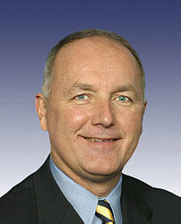 {{w|Pete Hoekstra}}, member of the United Stat...