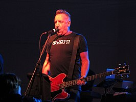 Peter Hook in 2014