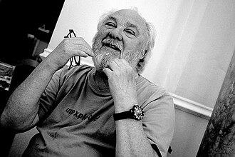 Peter Sinfield - Sinfield in Genoa, 2010