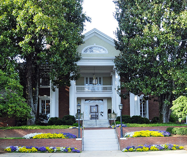 Victorian architecture in south carolina for Architects greenville sc