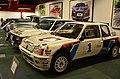 Peugeot 205 rally car at Coventry Motor Museum.jpg