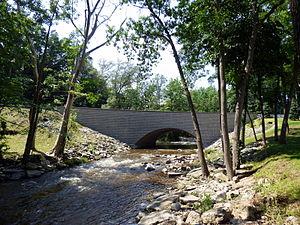 Phelps, New York - Crooked Bridge Park