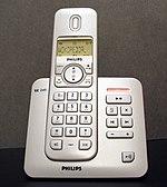 150px Philips SE245 DECT - �nemli �catlar - Telefonun �cad�