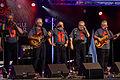 Photo - Festival de Cornouaille 2012 - Les Goristes en concert le 26 juillet - 006.jpg