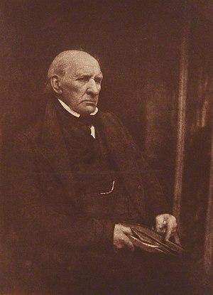 Sir John Gladstone, 1st Baronet - Image: Photograph of Sir John Gladstone 1843 48