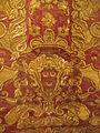 Pianeta rossa con stemma cardinale marcello cerscenzi, in gros de tours laminato, ricamato con argento e oro filato, 1750 ca..JPG
