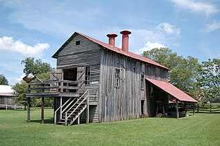 Piazza Cotton Gin United States historic place
