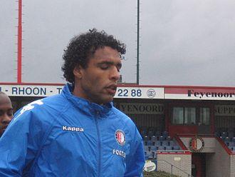 History of Feyenoord - Pierre van Hooijdonk in 2007
