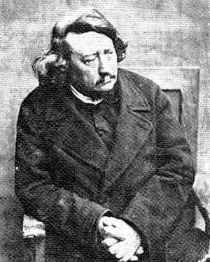 Pierre Leroux - Pierre Leroux in exile, 1856.