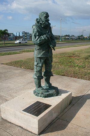 Piet Pieterszoon Hein - Statue of Piet Hein in Matanzas, Cuba