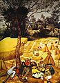 Pieter Bruegel the Elder- The Corn Harvest (August) - detail 2.JPG