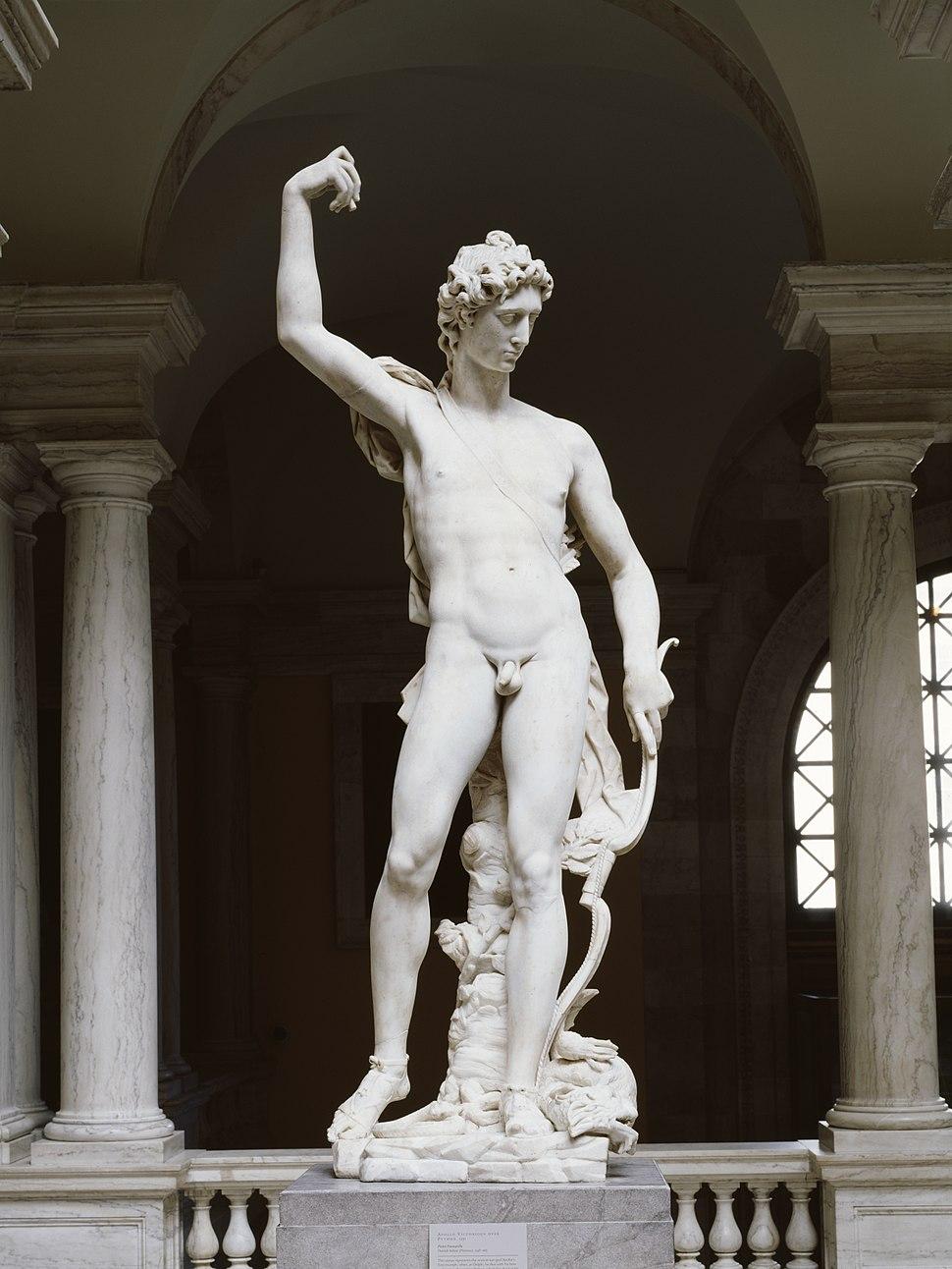 Pietro Francavilla - Apollo Victorious over the Python - Walters 27302