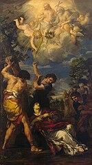 Martyrdom of St Stephen