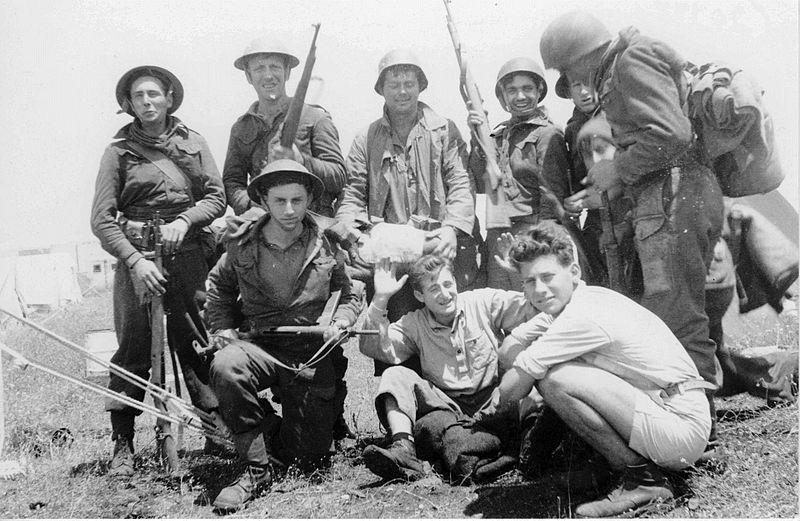 מחנה פילון - חזרה מכיבוש אכברה