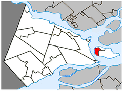 Pincourt Quebec location diagram.PNG