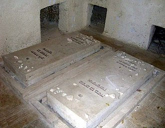 Cave of Nicanor - Tombs of Leon Pinsker and Menachem Ussishkin