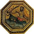 Pinturicchio, soffitto dei semidei, 1490, roma, palazzo dei penitenzieri 03.jpg