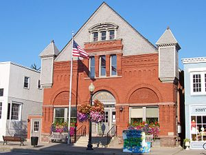 Pittsford, New York - Pittsford town hall