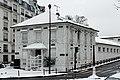 Place Martin-Nadaud (Paris), numéro 3 sous la neige 02.jpg