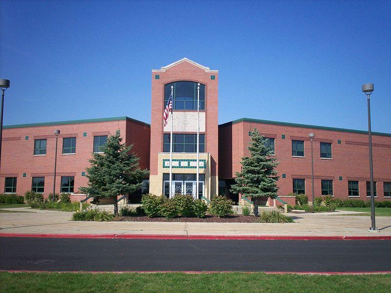 Plainfield High School Central Campus.JPG