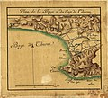 Plan de la baye et du cap de Tiburon. LOC 74692184.jpg