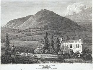 Plas Newydd, near Llangollen, Denbighshire: the seat of Lady Eleanor Butler & Miss Ponsonby