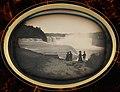 Platt D. Babbitt (American, died 1879, active Niagara Falls, New York 1853 - 1870) - Scene at Niagara Falls - Google Art Project.jpg