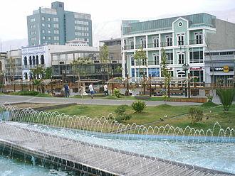 Iquique - Image: Plaza Prat Iquique
