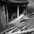 Pletenje košar iz viter in slame, Resnik 1963 (5).jpg