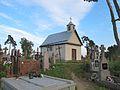 Podlaskie - Dąbrowa Białostocka - Dąbrowa Białostocka - Kopernika - Cmentarz - Kaplica św. Michała 20110918 01.JPG