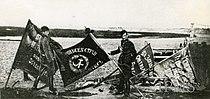 Polish-soviet war 1920 Aftermath of Battle of Warsaw.jpg