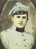 Polish soldier blue army