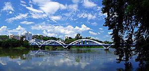 Barra Mansa - Arcos Bridge