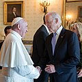 Pope Francis and Joe Biden at the White House.jpg