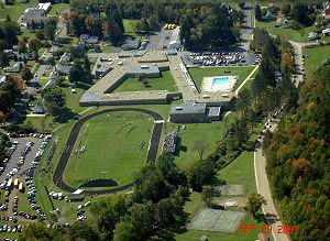 Port Allegany School District - Image: Port Allegany High School