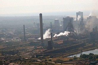 Port Talbot Steelworks - Port Talbot Steelworks
