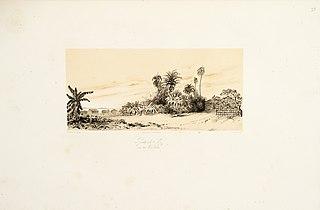Porte de Moz den 30' Nov. 1842