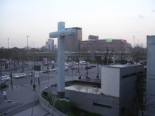 Urban roads motorways page 5 skyscrapercity - Fourriere porte de pantin ...
