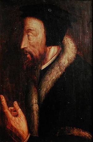 John Calvin cover