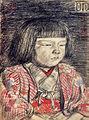 Portrait of Reiko (1920) by Kishida Ryusei2.jpg