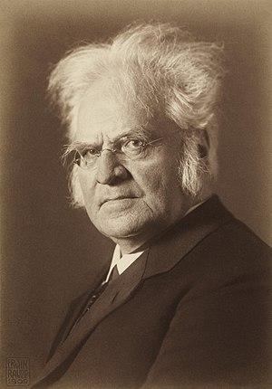 Bjørnstjerne Bjørnson in 1909