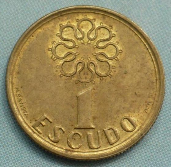 Portugal 1 escudo